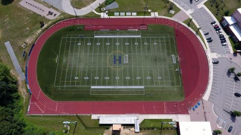 Hanover High School Field