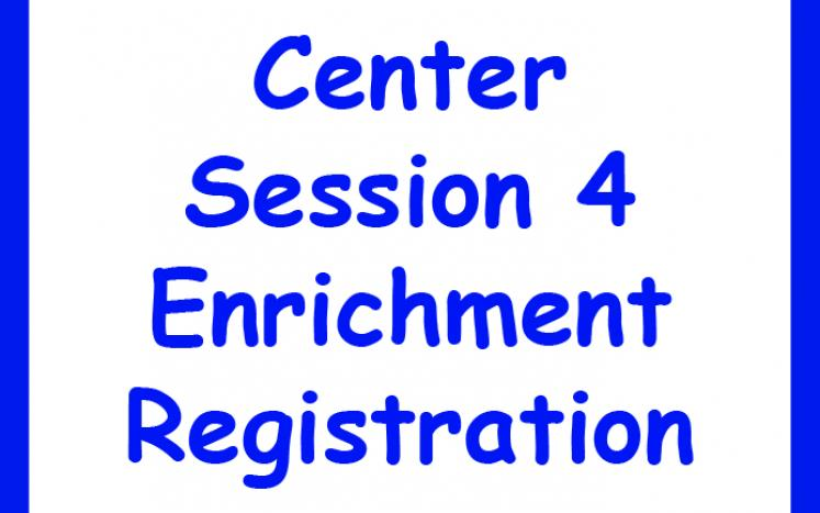 Center Session 4
