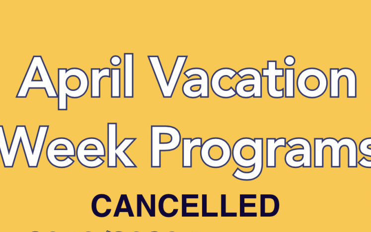 April Vacation Week