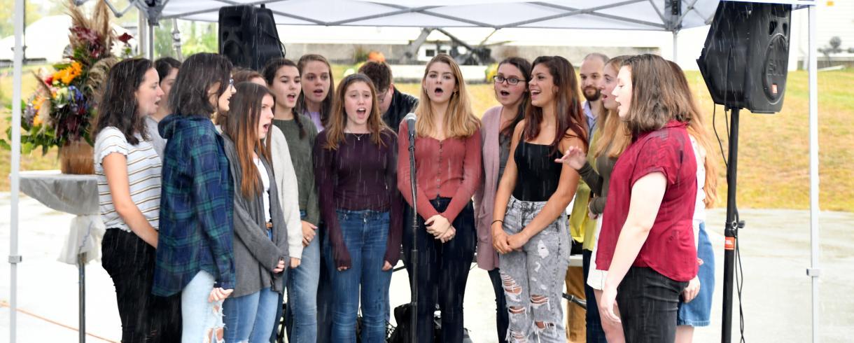 Hanover High School VOX